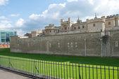 королевский дворец и крепость, более известный как ее величества — Стоковое фото