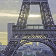 Paris in Winter — Stock Photo