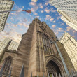 Trinity Church in New York City — Stock Photo