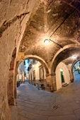 Centro de la ciudad de lucca, italia — Foto de Stock