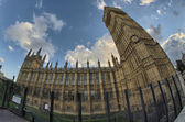 Big Ben and Westminster Palace - London — Stock Photo