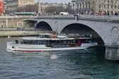 Paris - fransa. kış sezonu mimari detay. — Stok fotoğraf