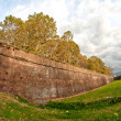 Walls of Lucca, Italy — Stock Photo