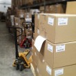 Warehouse Interior - Stock Photo