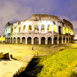 Lights of Colosseum at Night — Stock Photo #23077500
