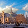 Great Palace in Paris. — Stock Photo #23092452