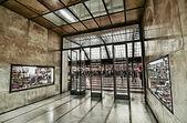 佛罗伦萨火车站 — 图库照片