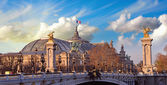 Great Palace in Paris. — Stock Photo