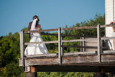 Wedding in the Port Douglas Coast — Stock Photo
