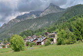 Wonderful Alps Scenario, Italian Dolomites — Stock Photo