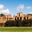 Royalty-Free Stock Photo: Circus Maximus: ancient Roman stadium, the Palatine hill - Circo