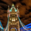 Stock Photo: Colors, Lights and Architecture of London in Autumn