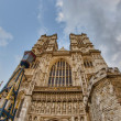 Westminster Abbey - London — Stock Photo