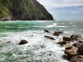 Beautiful scenario of Cinque Terre, Liguria - Italy — Stock Photo