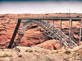 Horseshoe Bend, U.S.A. — Stock Photo