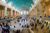 Commuters in Grand Central — Stock Photo