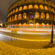 Lights of Colosseum at Night — Stock Photo #25315653