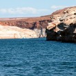 Lake Powell in Arizona — Stock Photo #25327959