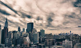 Tall Buildings in New York City — Stock Photo