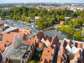 Lübeck, Niemcy — Zdjęcie stockowe