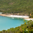 Whitehaven Beach, Queensland - Australia. Hill Inlet — Stock Photo #25391731