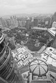Kuala Lumpur View — Stock Photo