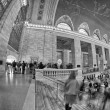 Stock Photo: NEW YORK CITY - MAR 18: Interior of Grand Central Station on Mar