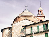 Ancient Architecture of Umbria — Stockfoto