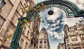 London, beautiful city scene — Stock Photo