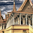 Temple near Phnom Penh, Cambodia — Stock Photo