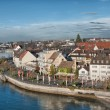 Stock Photo: Beautiful medieval architecture in Friedrichshafen - Germany