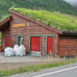Beautiful scenario of Norway countryside in summer season — Foto de Stock