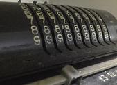 Old Computer Machine — Stock Photo
