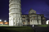 Leaning Tower of Pisa and the Dome, Italy — Stock Photo