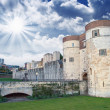 Stock Photo: Tower of London Architecture , Close up England - UK