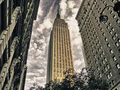 Architecture of New York City — Stock Photo