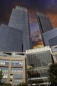 Modern Buildings of New York City — Stock Photo