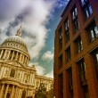 London, beautiful city scene — Stock Photo #29006099