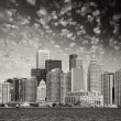 Stock Photo: Toronto - Canada. Beautiful downtown view from lake Ontario