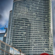 Stock Photo: PARIS - DEC 1: Afternoon view of major business district, La