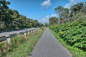 Beautiful landscape of Nantucket, MA — Foto Stock