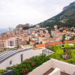 Beautiful aerial view of Monaco - Montecarlo, France — Stock Photo