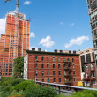 High Line Park in Manhatt- New York City — Stock Photo #29813349