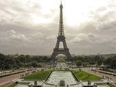エッフェル塔、パリ. — ストック写真