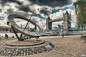 Magnificent view of Tower Bridge in London — Stock Photo