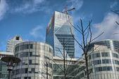 PARIS - DEC 1: Afternoon view of the major business district, La — Foto de Stock