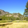 Colors of Yellowstone — Stock Photo