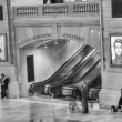 Stock Photo: NEW YORK CITY - JUN 10: Interior of Grand Central Station on Jun