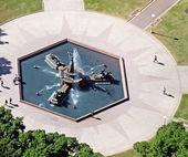 Archibald Fountain, Sydney — Stock Photo