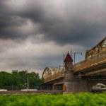 Bridge of New York City — Stock Photo